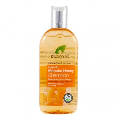 Dr. Organic manuka honey shampoo - 265 ml