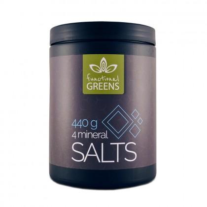 4 mineral salts - pHour salts - 440 g
