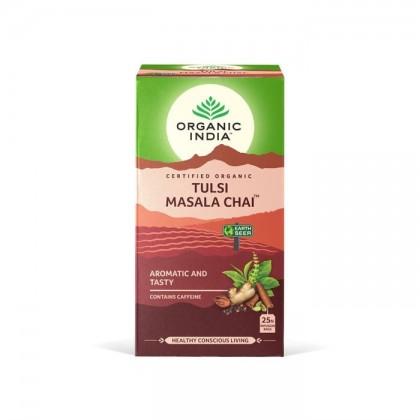 Tulsi Masala Chai té fra Organic India