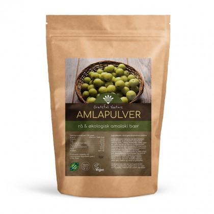Amla - Amalaki - Pulver - Rå - Økologisk - 250 g