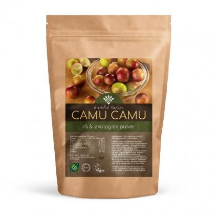 Camu camu pulver - Rå - Økologisk
