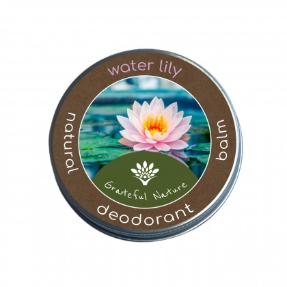 Deodorant paste - Water lily - 60g