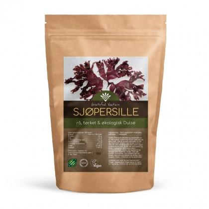 Dulse - Tørket rødalge - Økologisk