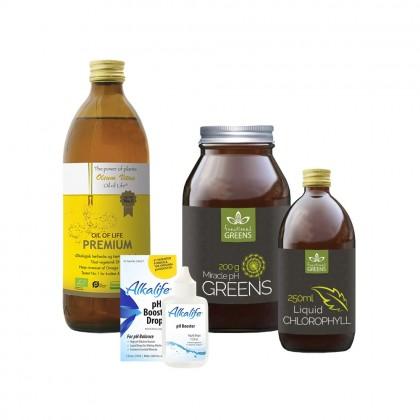 Greens pH-balanse startpakke - Spar 10%