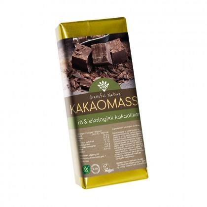 Kakaomasse - Kakaolikør - Rå - Økologisk