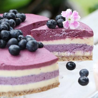 Raw food kake pakken - Mange vakre og smakfulle kombinasjoner