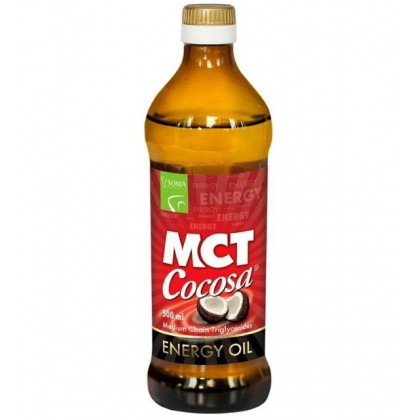 MCT olje - 500 ml - Cocosa