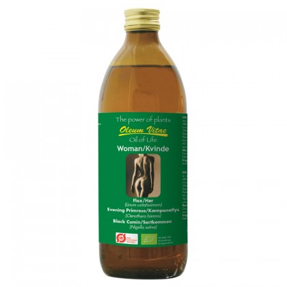 Oil of life - Kvinne - 500ml