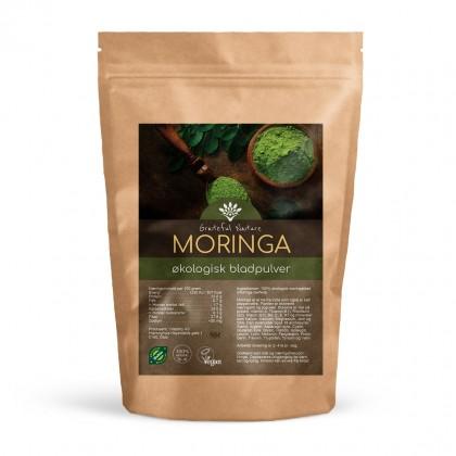 Moringa Pulver - Økologisk - 250 g