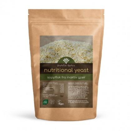 Nutritional Yeast Flakes - Næringsgjær - 500 g