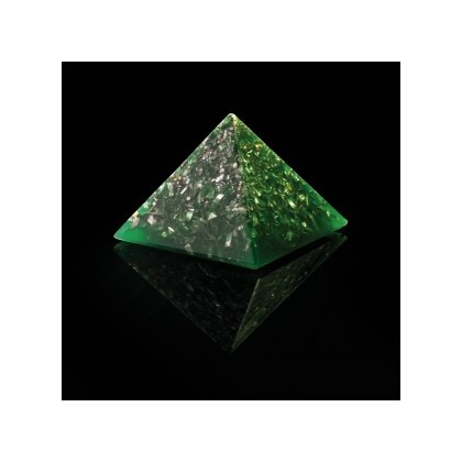 Orgone Power Pyramide - Orgonite - Liten