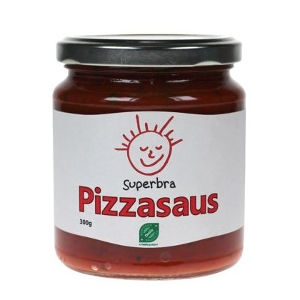 Superbra - Pizzasaus - 300 g