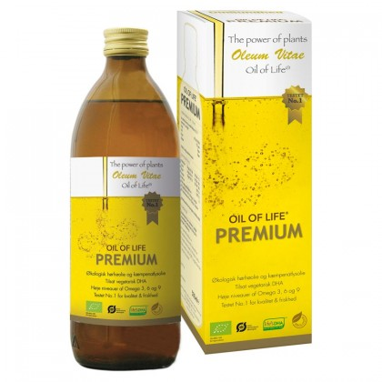 Oil of life - Premium - Omega 3 - 500ml