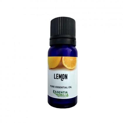 Sitron - Økologisk Eterisk olje - Essentia Nobilis - 10 ml