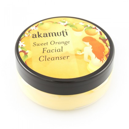 Akamuti Sweet Orange Cleansing Cream, rensekrem - 50 ml