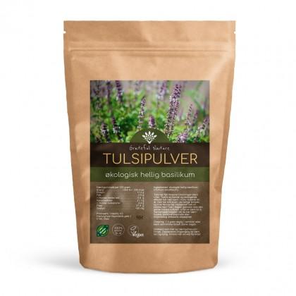 Tulsi pulver - Ayurvedisk holy basil urt - 250 g