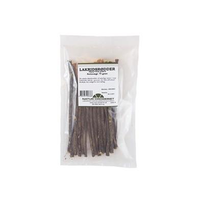Lakrisstang - 75 gr - Natur Drogeriet