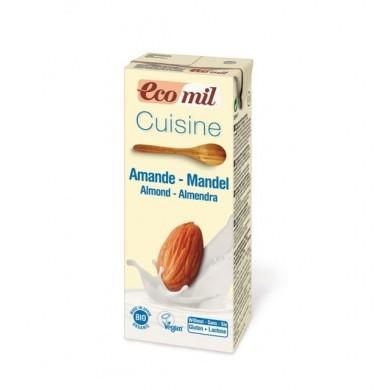 Mandelfløte, Ecomil - 200 ml