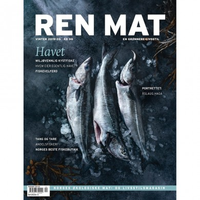 Ren Mat magasinet - Vinter 2019 - Havet