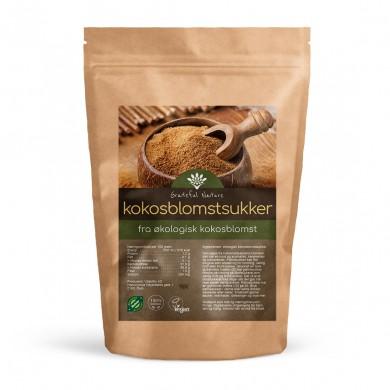 Kokosblomstsukker - Coconut palm sugar