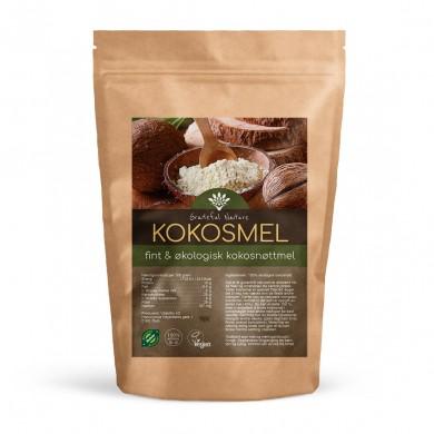 Kokosmel - Rå - Økologisk - 500 g
