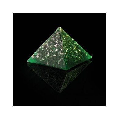 Orgonitt Power Pyramide - Orgonite - Liten