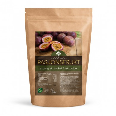 Pasjonsfruktpulver - Passion Fruit Powder - 250 g