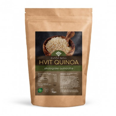 Quinoa Hvit - Økologisk - 1000 g