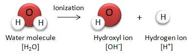 Vannmolekyler